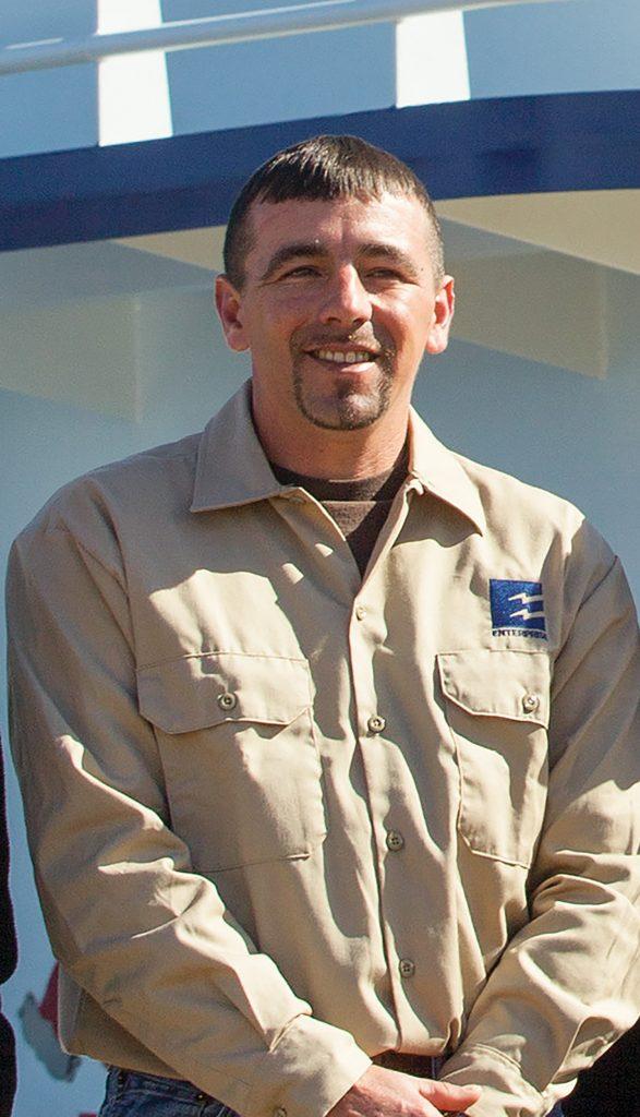 Capt. Terry Lirette