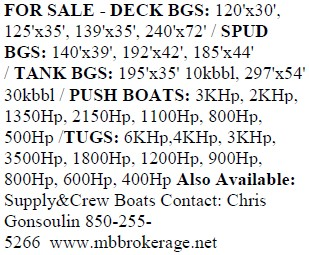 FOR SALE - DECK BGS