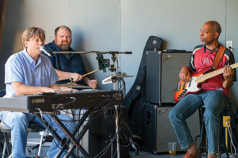 Patrick Smith Band
