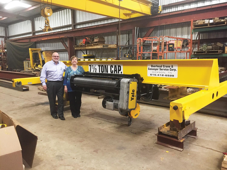 River Veteran Terry Moore Buys Crane Company