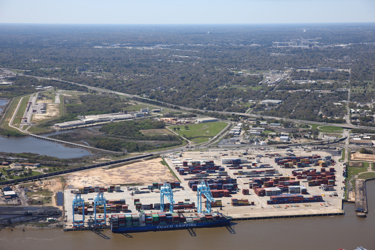Port Of Mobile Continues Legacy With Rapid Expansion