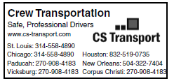 CS Transport (1 inch) Crew Transportation