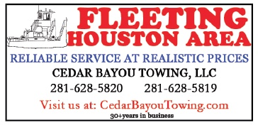 Cedar Bayou Towing (1 in display) 060418