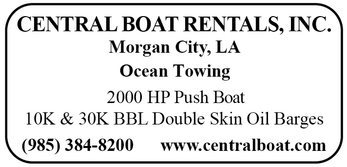 Central Boat Rentals (1 in display) 060418