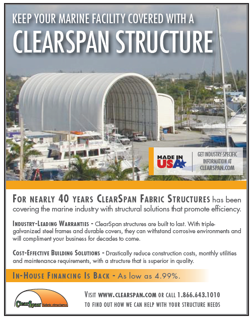 Clearspan (Quarter) Clearspan Structure