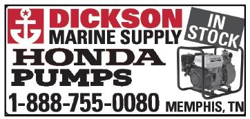 Dickson (1 in display) Honda Pumps 060418