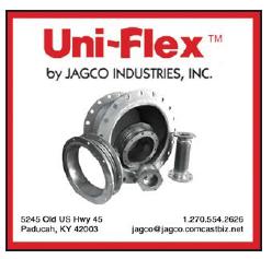 Jagco Industries (2 inch) Uni-Flex