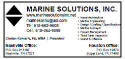 Marine Solutions Marine Engineering Project Management