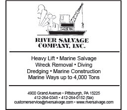 River Salvage Company (2 inch) Marine Salvage