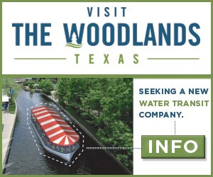 Visit the Woodlands (1 inch) Seeking New Transit Company
