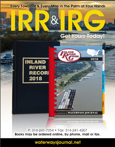 WJ Books (Quarter) Inland River Record Inland River Guide