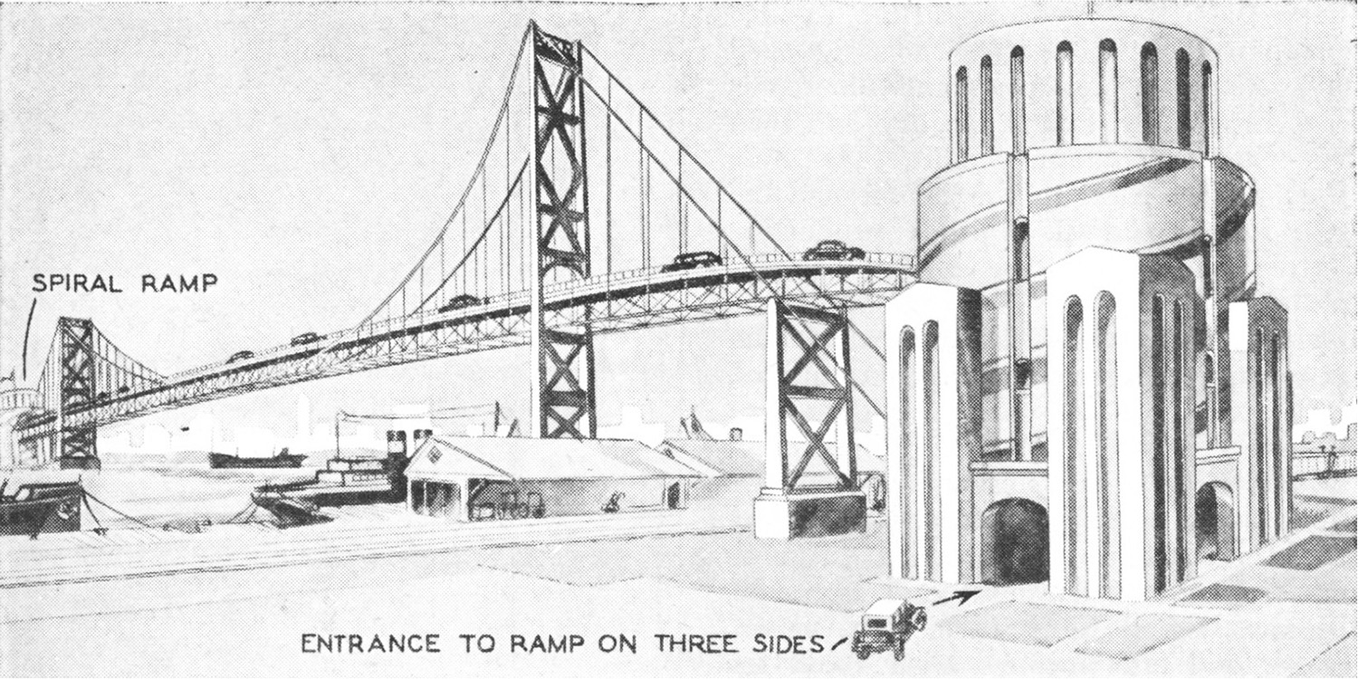 Fanciful Ideas Were Proposed For New Orleans' First Bridge