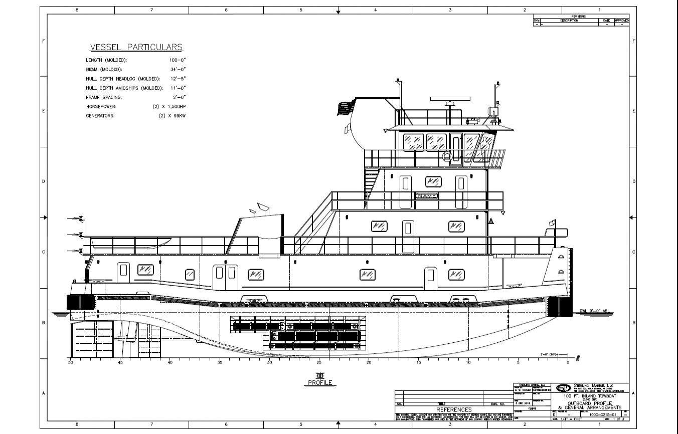 Enterprise Embarks On Towboat  Barge Build Program