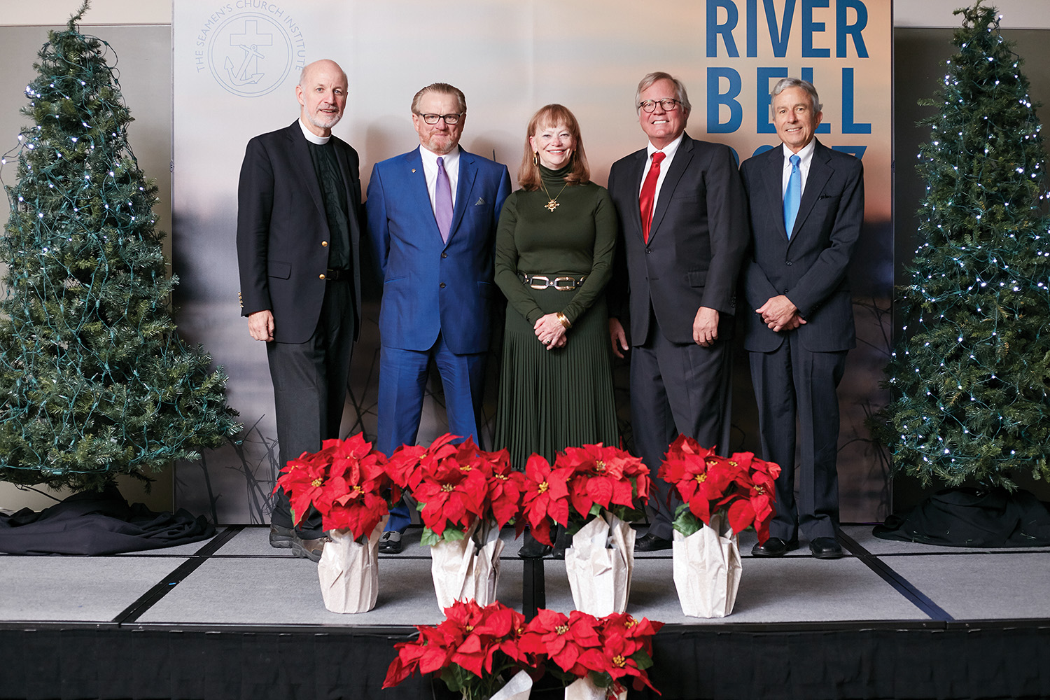 Farley, Felder, McGeorge Honored At River Bell Awards Luncheon