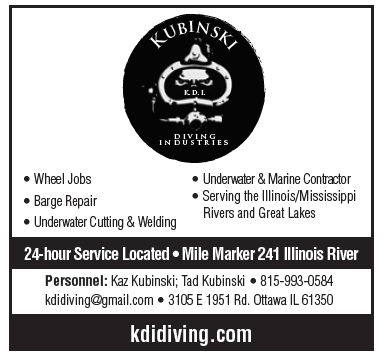 Kubinski Divers (2 inch) 24 hour service