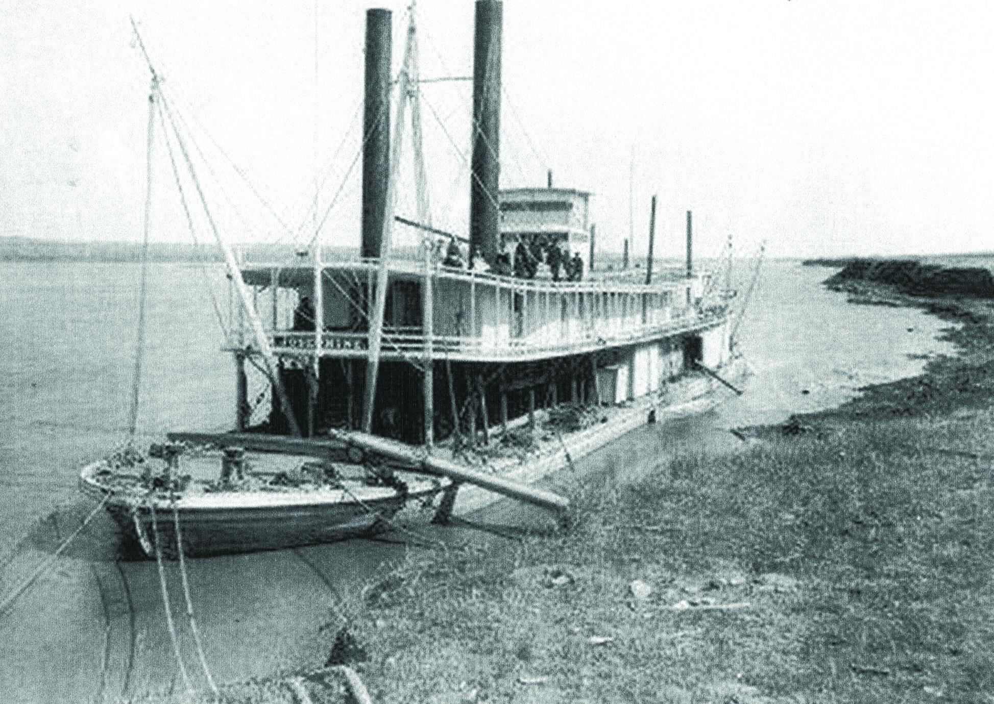 Steamer Josephine