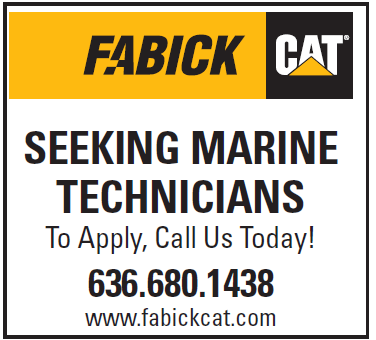 Fabick Cat (2 inch) Seeking Marine Technicians