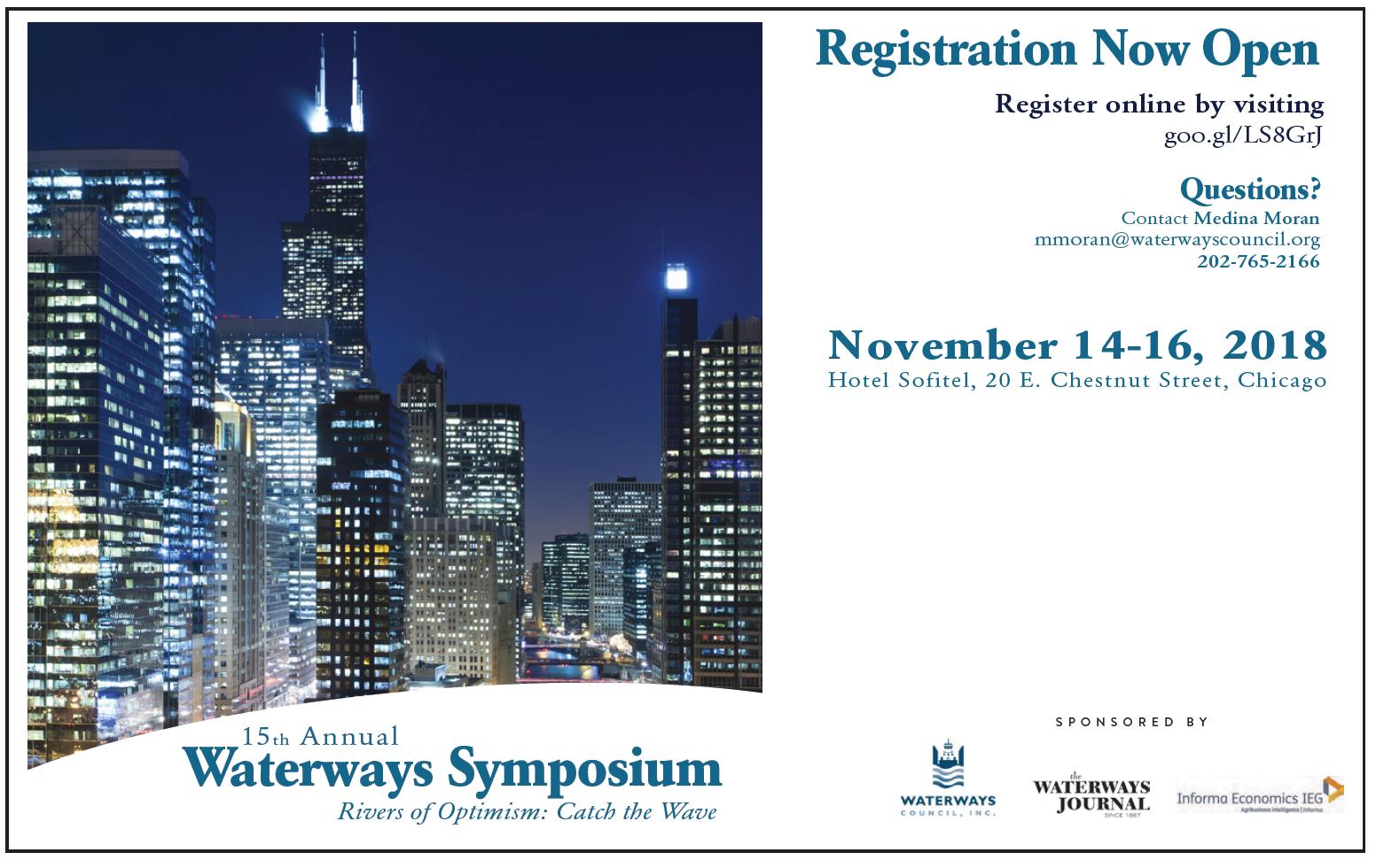 Waterways Council (Half) Waterways Symposium