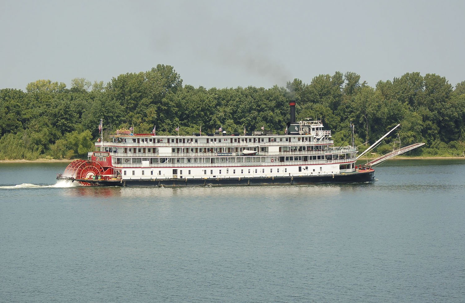 House OKs Delta Queen Exemption