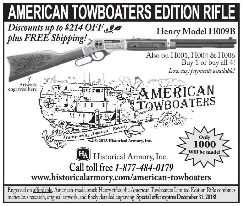 Historical Armory (Eighth) Towboaters Edition Rifle