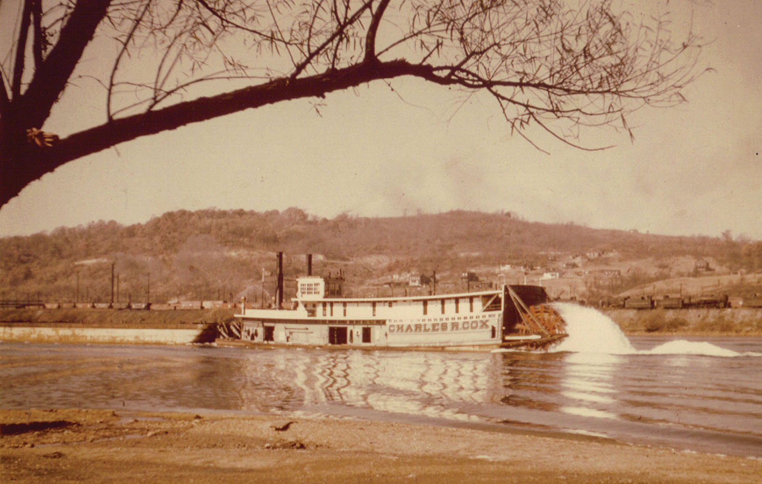 The Charles R. Cox