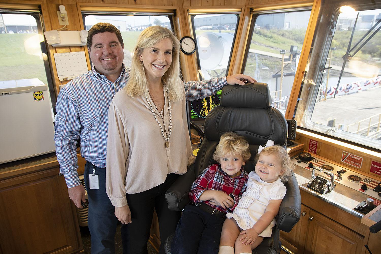 Will Lampton family