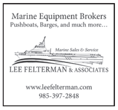 Lee Felterman (2 inch) Marine Equipment Brokers
