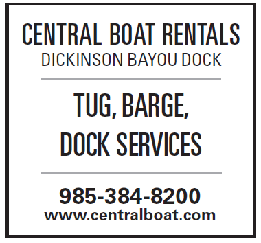 Central Boat Rentals (2 inch) Tug Barge Dock Services
