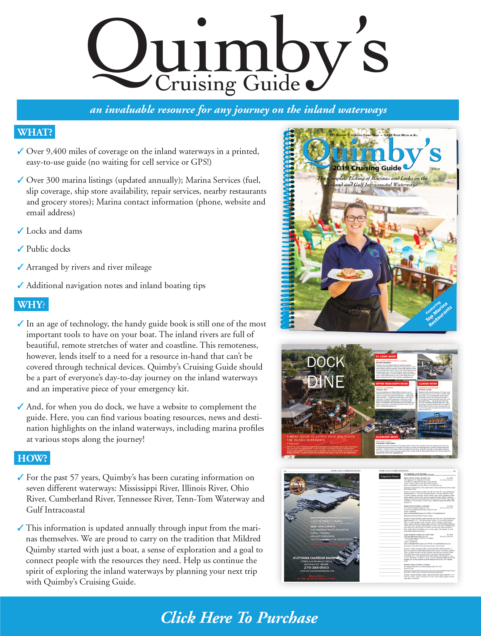 Quimby's 2019 Cruising Guide