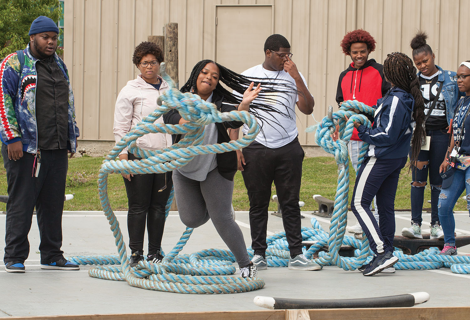 NOLA Students Discover Maritime Opportunities