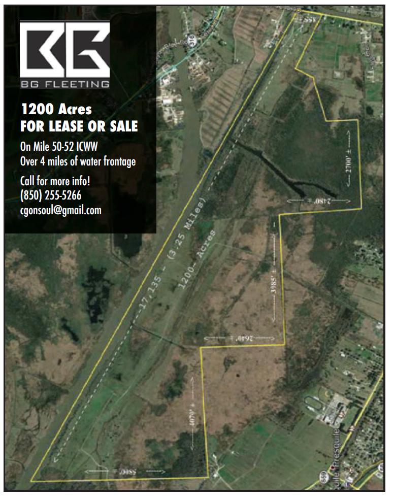BG Fleeting (Quarter) 1200 Acres For Lease