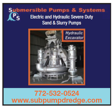 Submersible Pumps & Systems (2 inch) Hydraulic Excavator