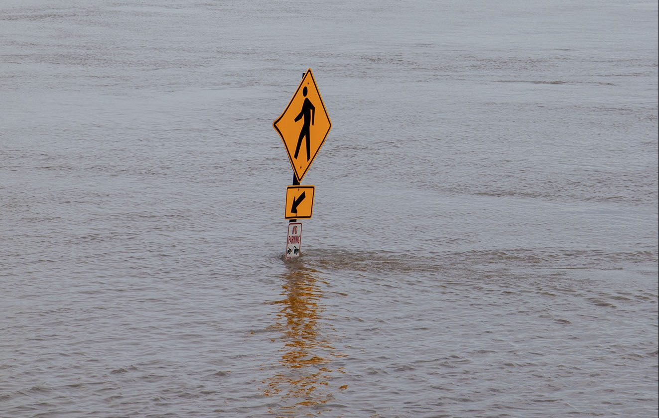Flood Setting Records As More Rain Falls On Midwest