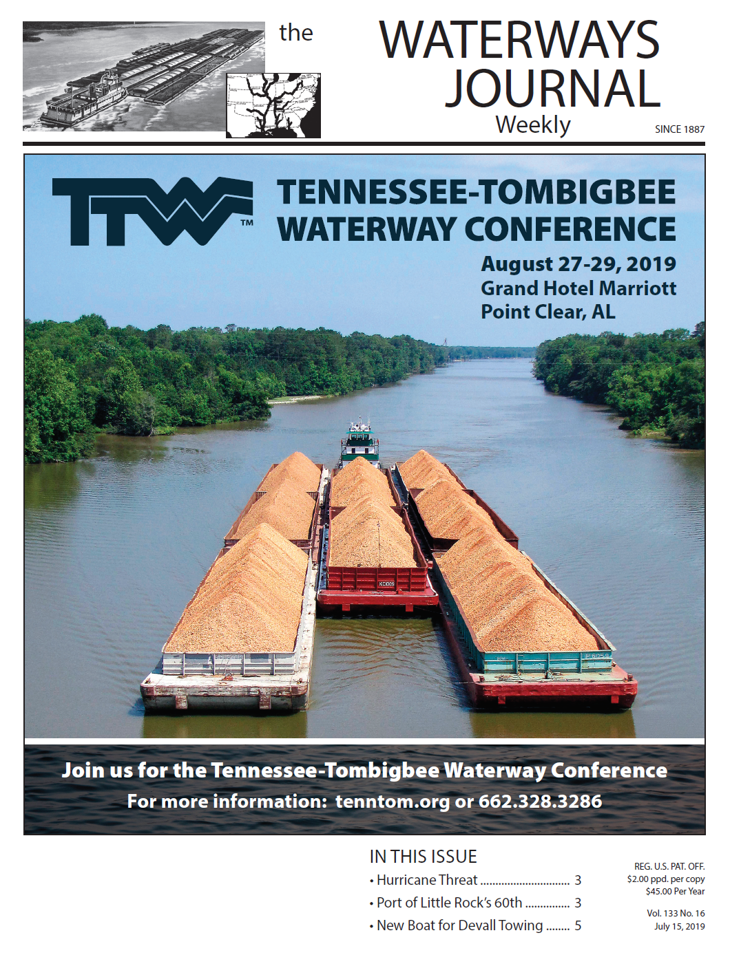 The Waterways Journal