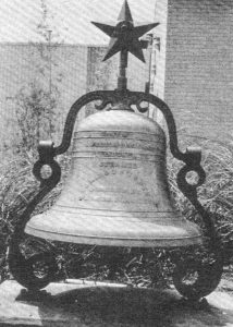 The roof bell from the Tom Dodsworth. (Keith Norrington collection)