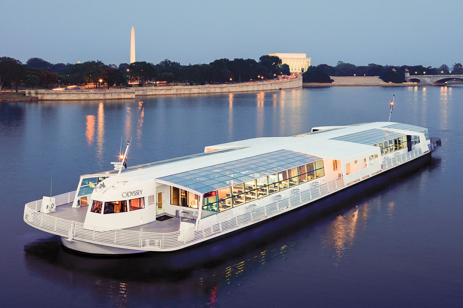 Odyssey III: Refurbishment On The Potomac