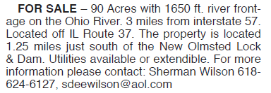 90 ACRES FOR SALE