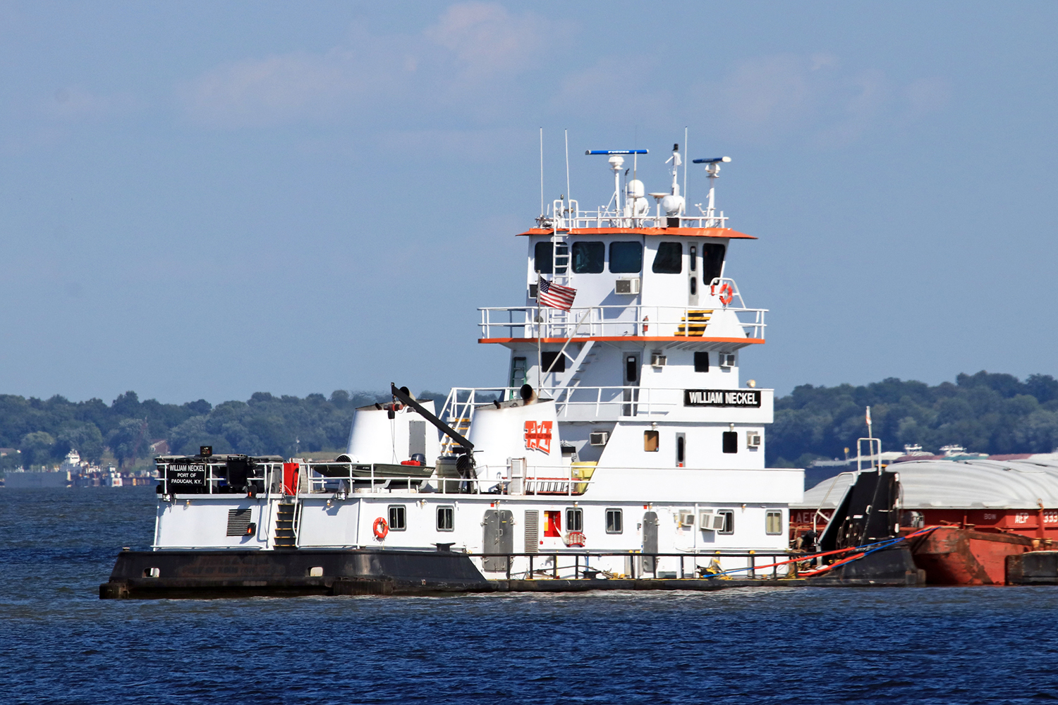 Inland Marine Service To Operate TVT Vessels