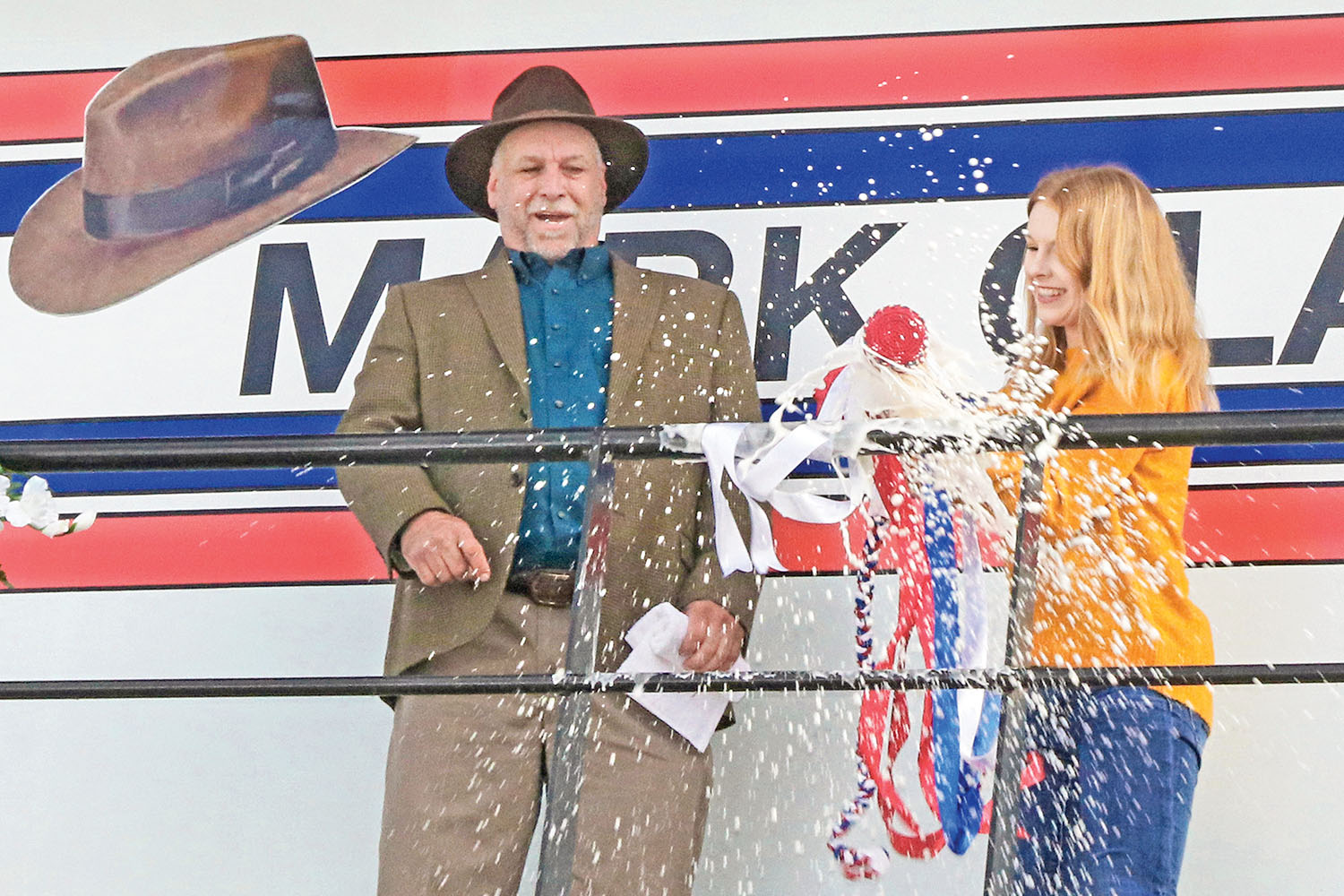 ACBL Christens Mv. Mark Glaab As Cairo Fleet Boat
