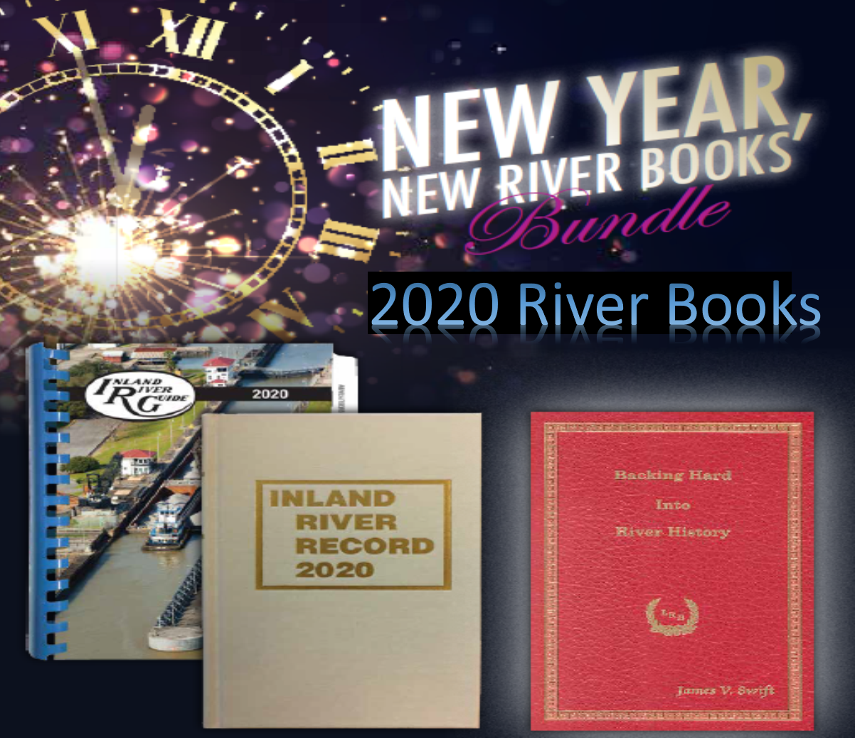 New Year, New Books Bundle