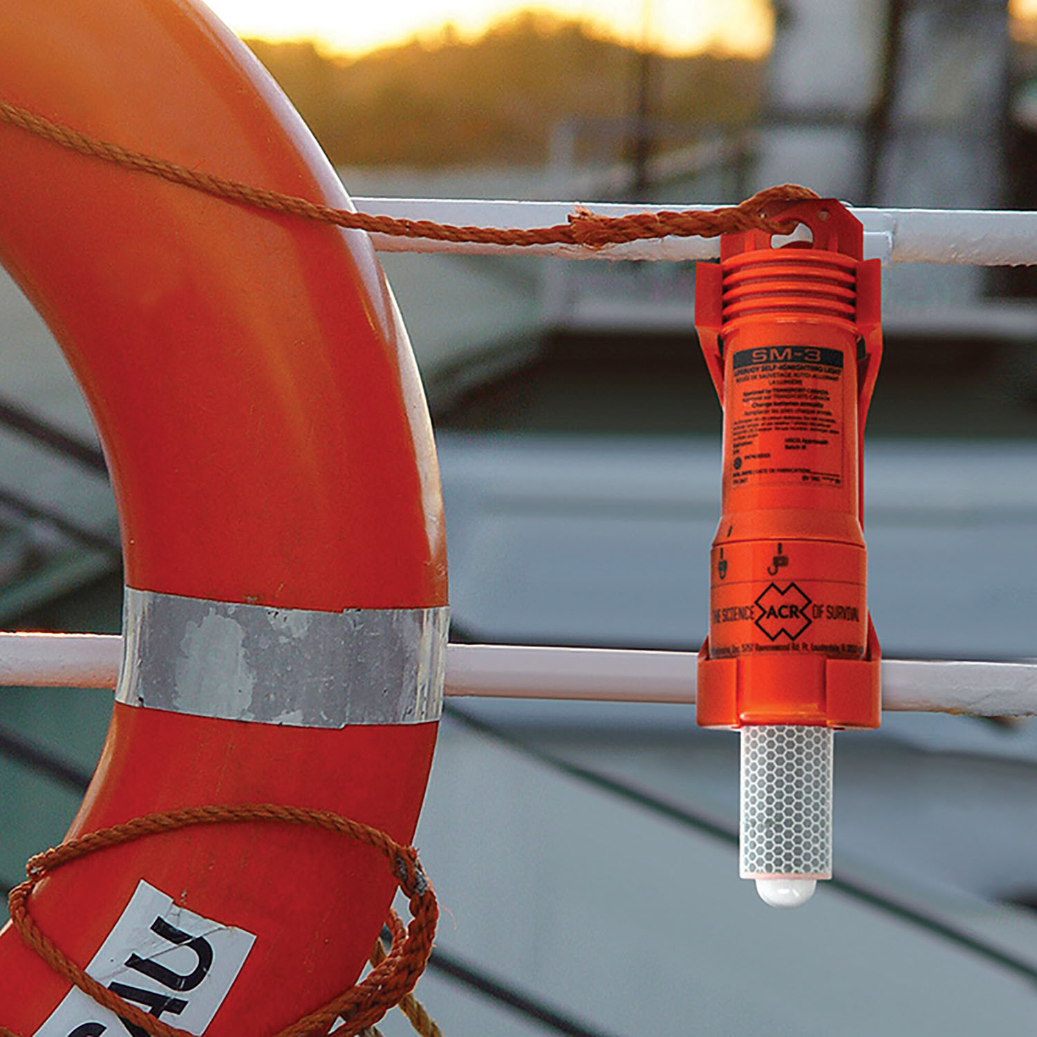 Humco Marine Products Introduces New Rescue Light