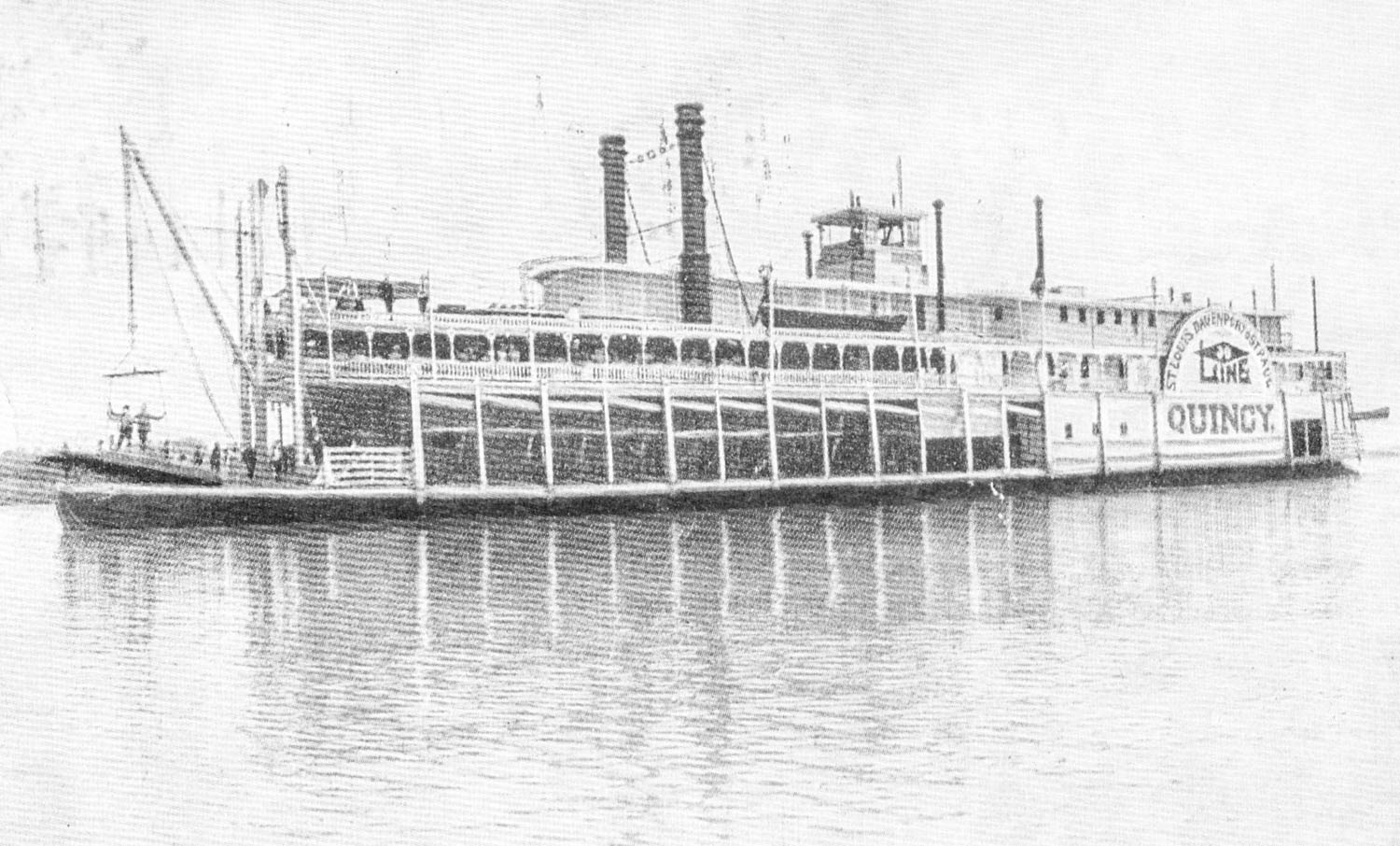 The Steamer Quincy