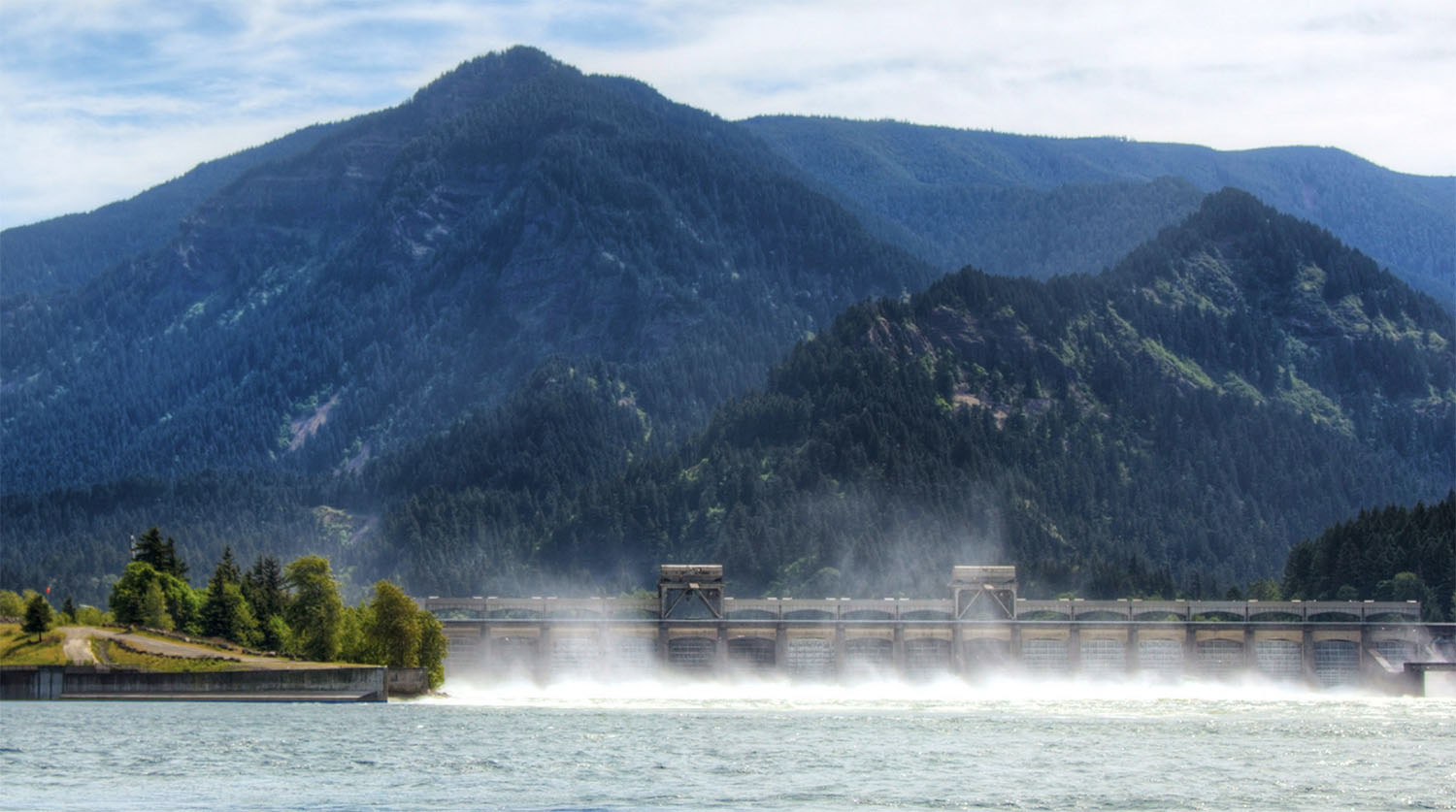 Corps Rejects Dam Breaches For Columbia River System