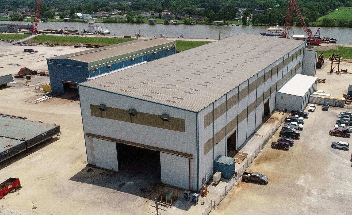 C&C Marine & Repair Acquires Fabrication Building
