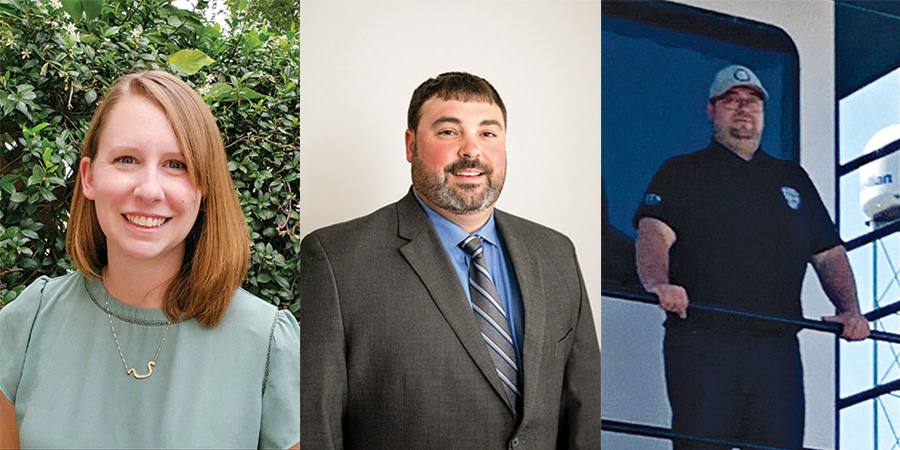 40 Under 40 Awards: Breslin, Brown And Checkan
