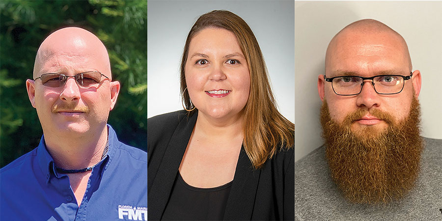 40 Under 40 Awards: Jaco, Jones And Jordan