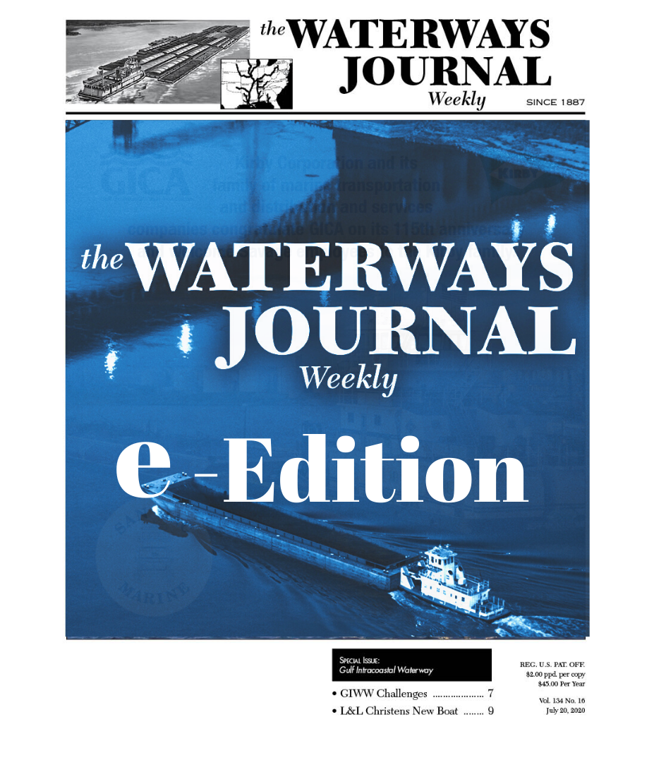 The Waterways Journal