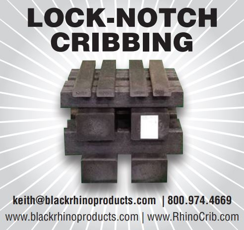 Lock-Notch Cribbing