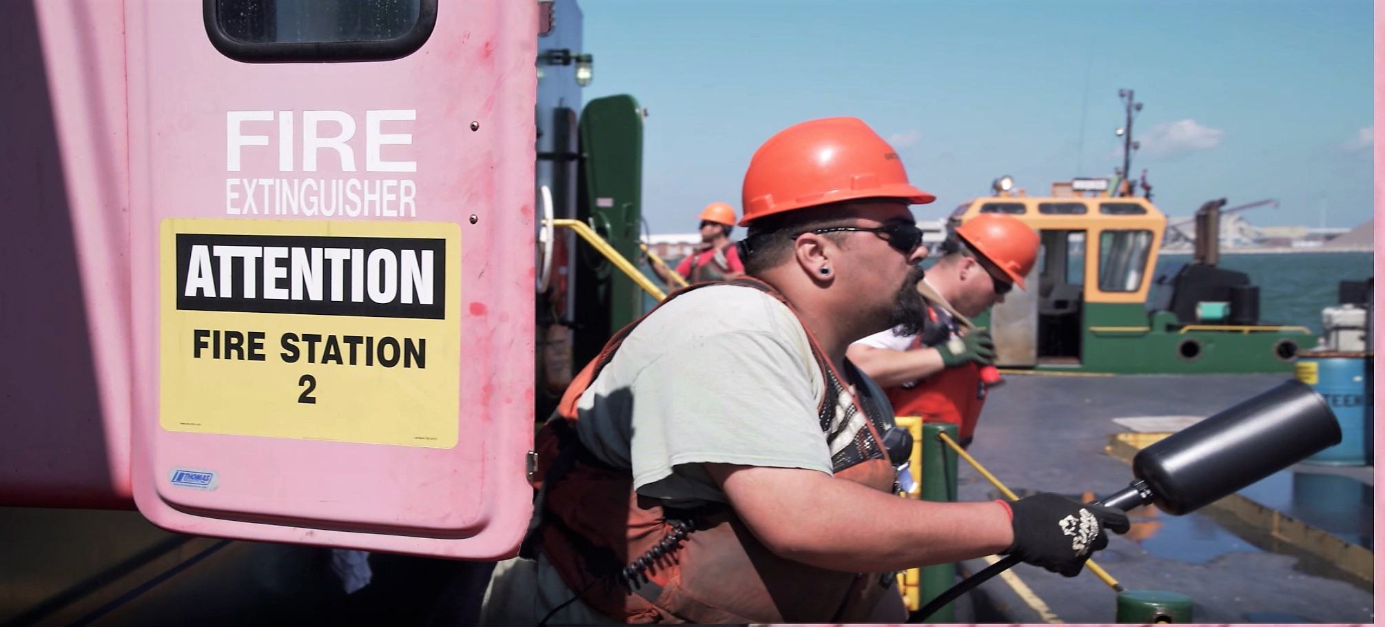 Turning the Tide: CDMCS is Revolutionizing Safety  for the Dredging and Marine Construction Industry