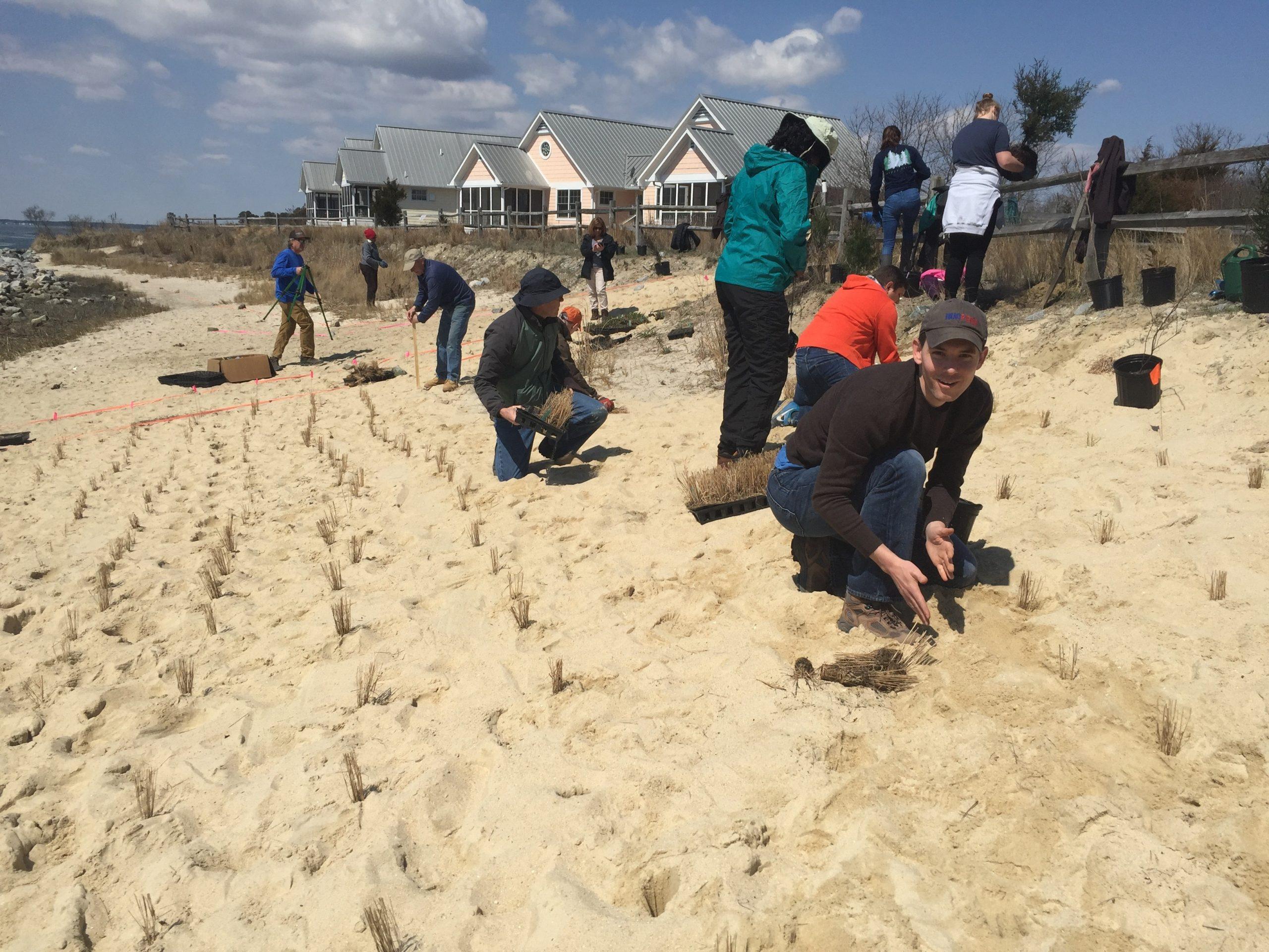 Engineering with Nature Workshop Held in Delaware